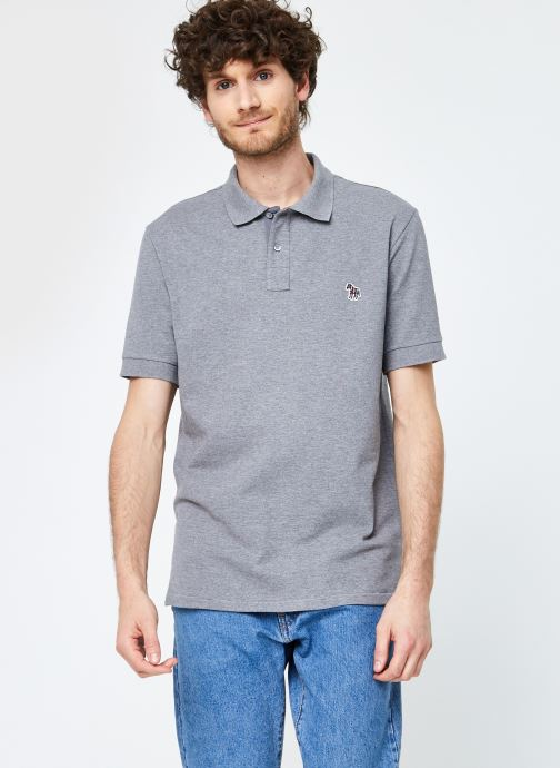 Kleding Accessoires Mens Reg Fit Ss Polo Shirt
