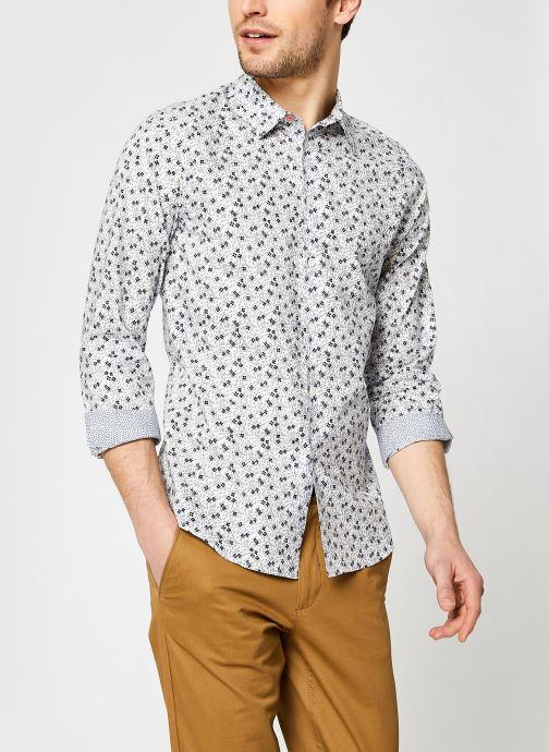 Kleding Accessoires Mens Shirt Ls Slim Fit