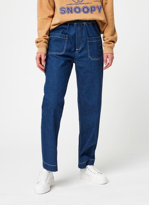 Vêtements Swildens Delugo Bleu vue détail/paire