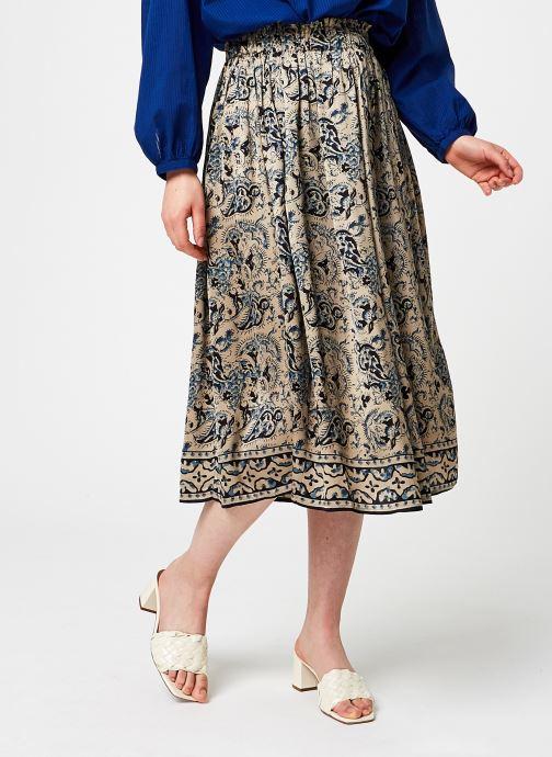 Vêtements Swildens Demba Beige vue détail/paire