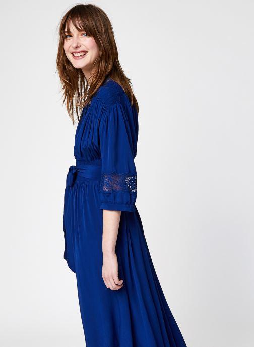 Vêtements Swildens Daphne Bleu vue détail/paire