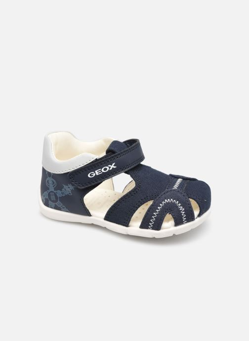 Sandales et nu-pieds Geox B Elthan Boy B151PA Bleu vue détail/paire