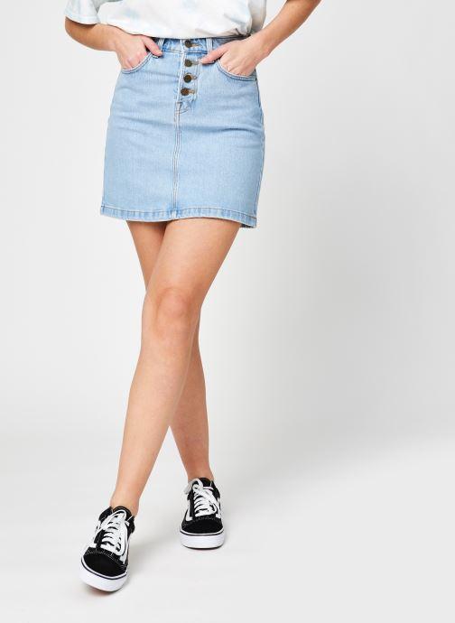 Vêtements Accessoires Button Fly A Line Skirt