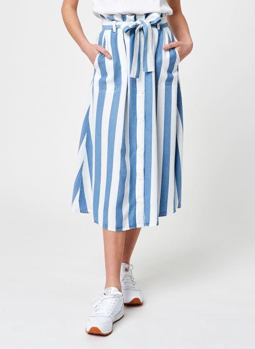 Vêtements Accessoires Button Front Skirt