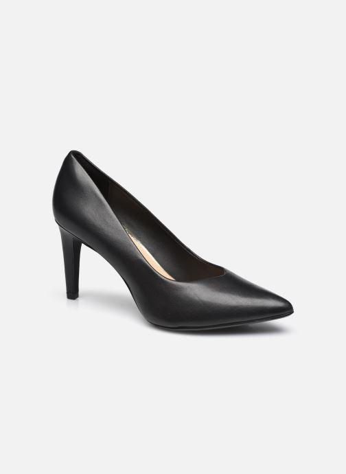 Zapatos de tacón Clarks Genoa85 Court Negro vista de detalle / par