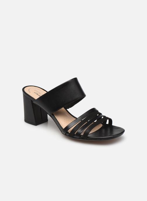 Clogs & Pantoletten Clarks Jocelynne Andi schwarz detaillierte ansicht/modell
