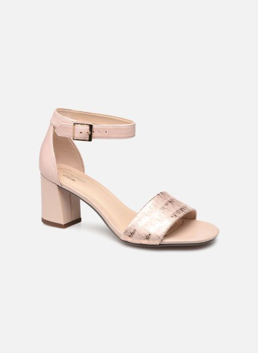 Sandalen Clarks Jocelynne Cam rosa detaillierte ansicht/modell