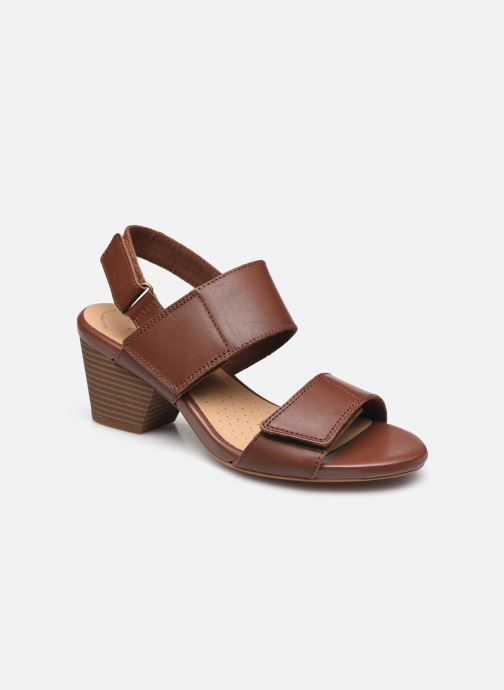 Sandali e scarpe aperte Clarks Lorene Bright Marrone vedi dettaglio/paio