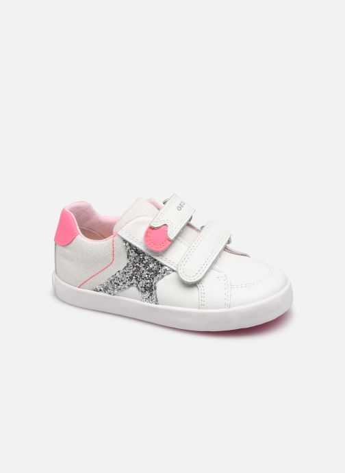 Sneaker Geox B Kilwi Girl B15D5A weiß detaillierte ansicht/modell