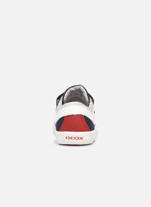 Sneakers Geox B Gisli Boy B151NB Azzurro immagine destra