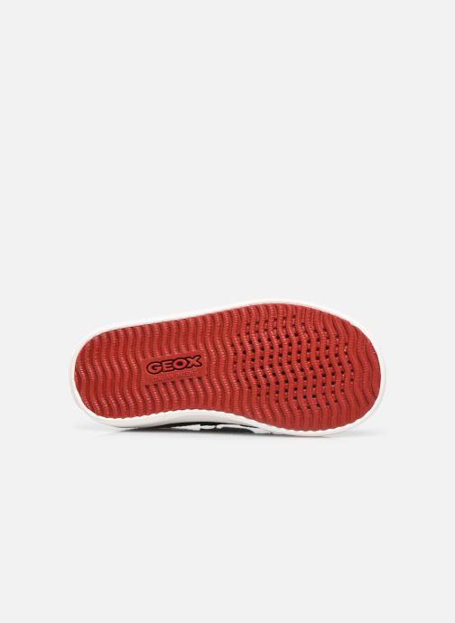 Sneakers Geox B Gisli Boy B151NB Azzurro immagine dall'alto