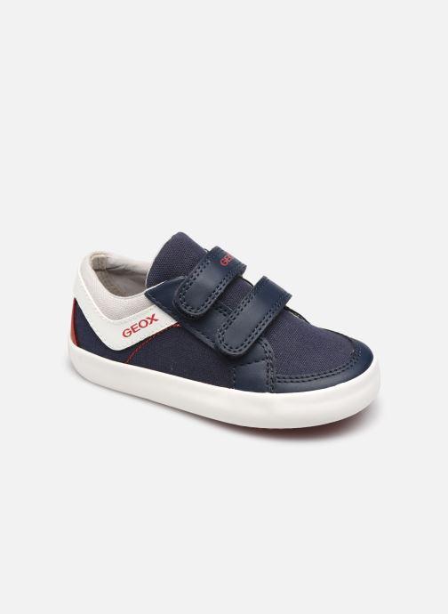 Sneakers Geox B Gisli Boy B151NB Azzurro vedi dettaglio/paio