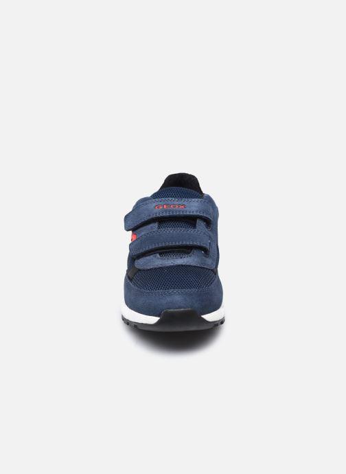 Sneakers Geox J Alben Boy J159EA Blauw model
