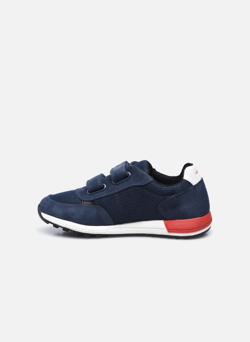 Sneakers Geox J Alben Boy J159EA Blauw voorkant