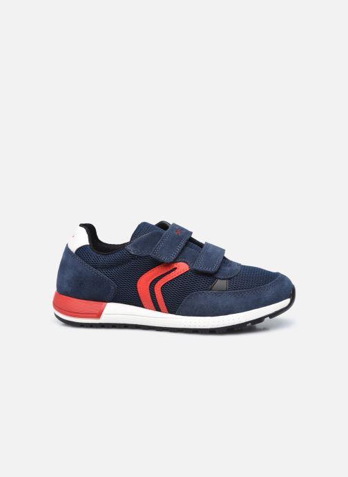 Sneakers Geox J Alben Boy J159EA Blauw achterkant