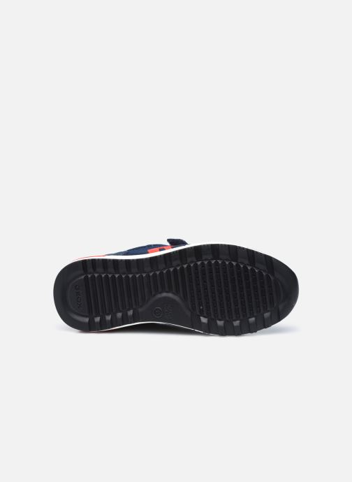 Sneakers Geox J Alben Boy J159EA Blauw boven