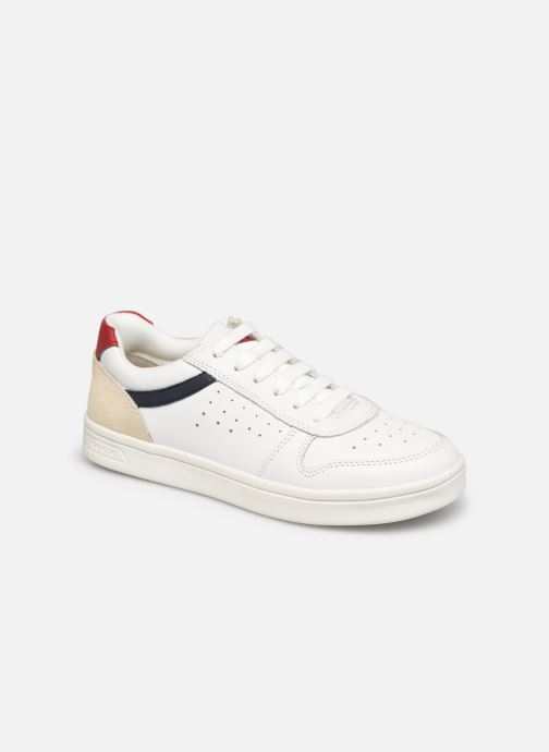 Sneakers Geox J Djrock Boy J155VA Wit detail