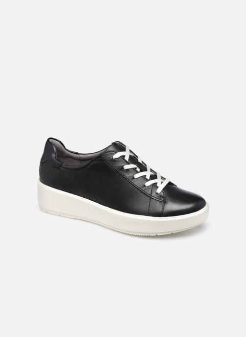 Sneaker Clarks Layton Pace schwarz detaillierte ansicht/modell