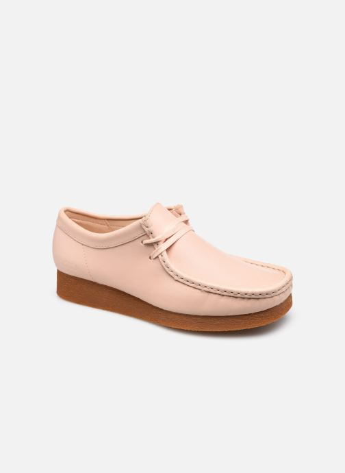Veterschoenen Dames Wallabee 2