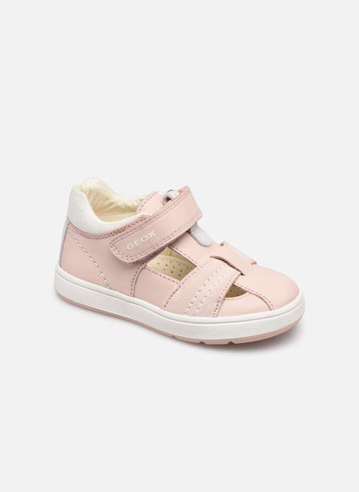 Sneaker Geox B Biglia Girl B154CD rosa detaillierte ansicht/modell