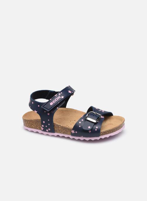 Sandali e scarpe aperte Geox B Sandal Chalki Girl  B922RA Azzurro vedi dettaglio/paio