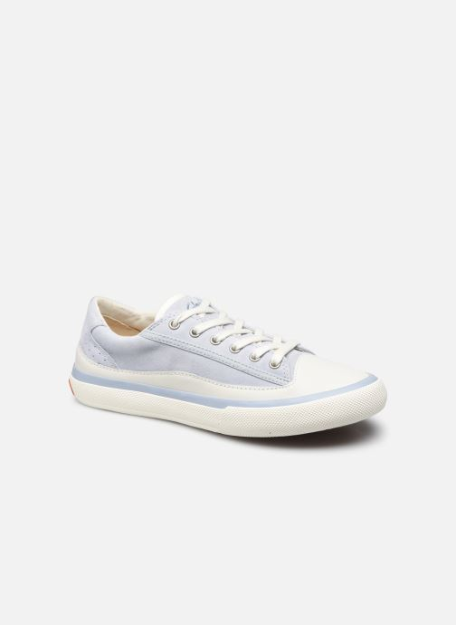 Sneaker Clarks Aceley Lace blau detaillierte ansicht/modell