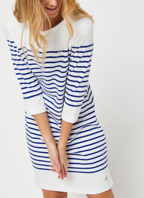 Vêtements Armor Lux Robe ''Île-Tudy'' Bleu vue détail/paire