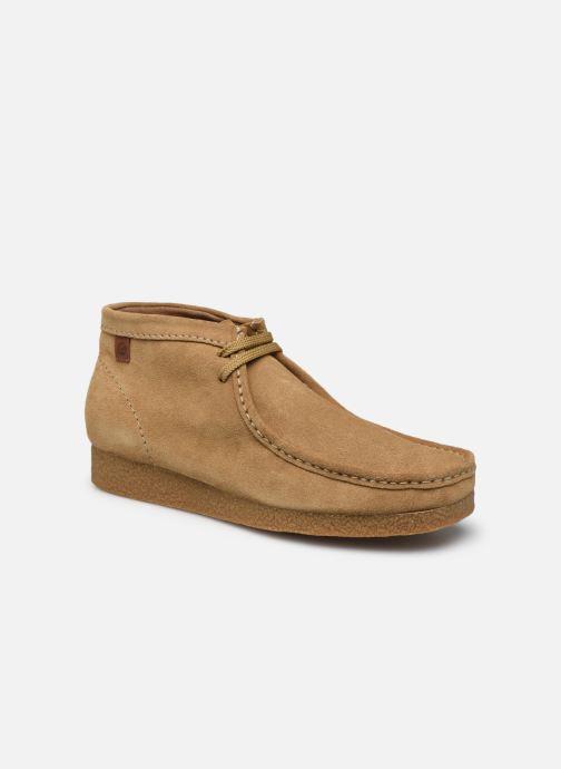 Bottines et boots Clarks Shacre Boot Beige vue détail/paire