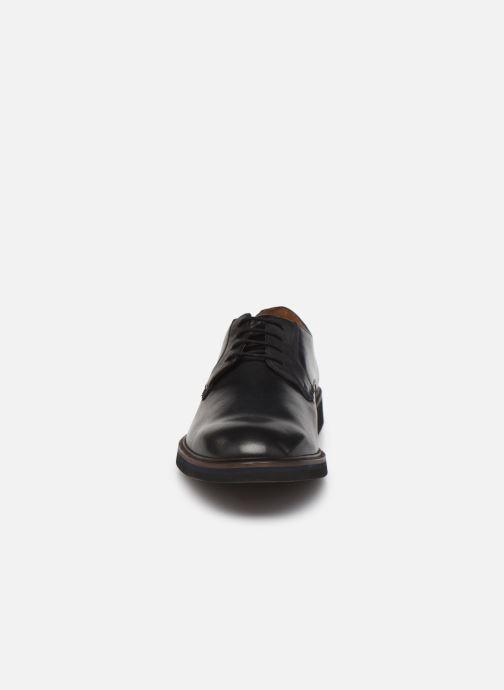 Chaussures à lacets Clarks Malwood Plain Noir vue portées chaussures