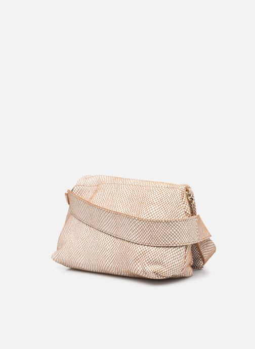 Handtaschen Craie Module weiß ansicht von rechts
