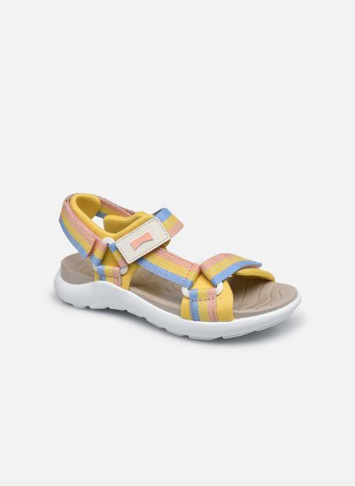 Sandalen Camper Wous gelb detaillierte ansicht/modell