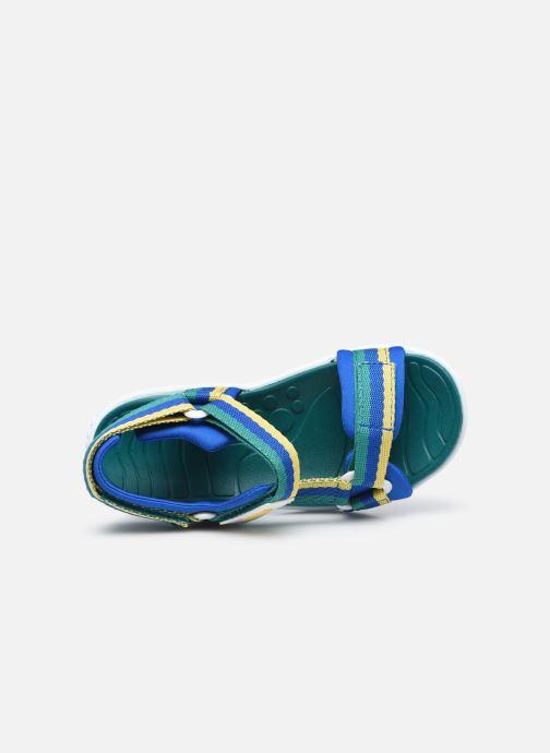 Sandalen Camper Wous Blauw links