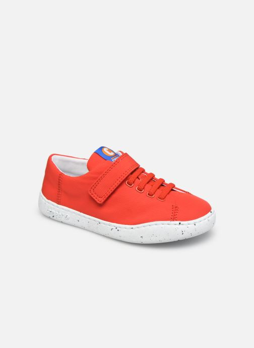 Sneakers Camper Peu Touring E Rood detail
