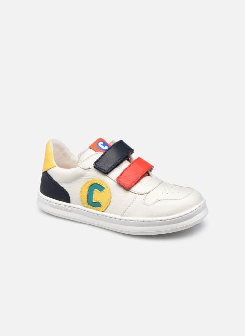 Sneakers Camper Runner Double V Wit detail