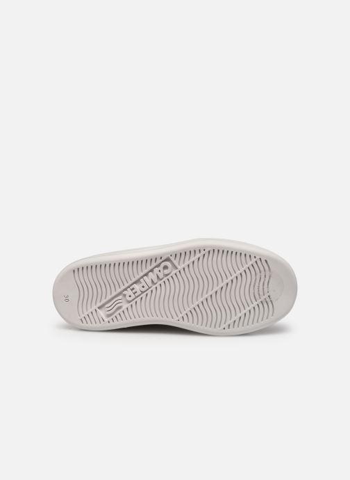 Sneaker Camper Runner Double V weiß ansicht von oben