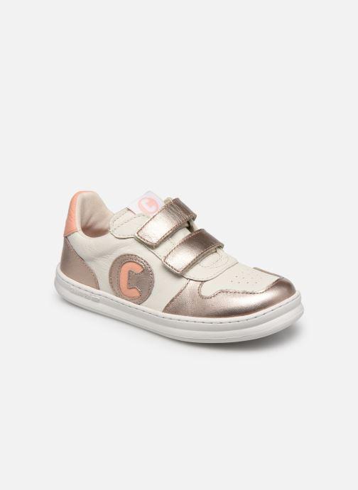 Sneaker Camper Runner Double V weiß detaillierte ansicht/modell