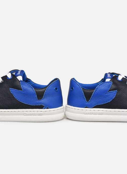 Sneakers Camper Twins Runner Blauw 3/4'