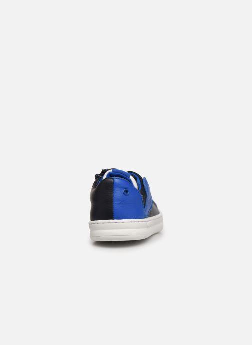Sneakers Camper Twins Runner Blauw rechts
