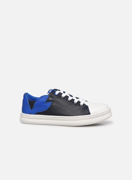Sneakers Camper Twins Runner Blauw achterkant