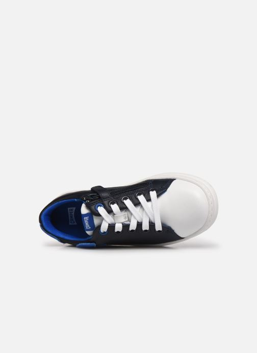 Sneakers Camper Twins Runner Blauw links
