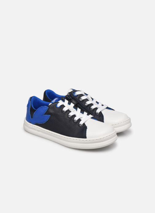 Sneakers Camper Twins Runner Blauw detail