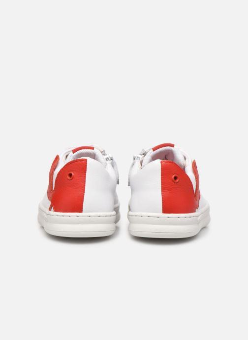 Sneaker Camper Twins Runner weiß ansicht von rechts