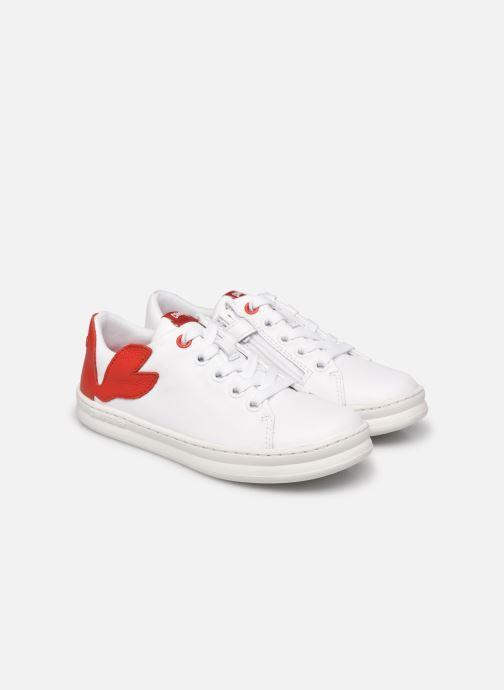 Sneakers Camper Twins Runner Bianco vedi dettaglio/paio