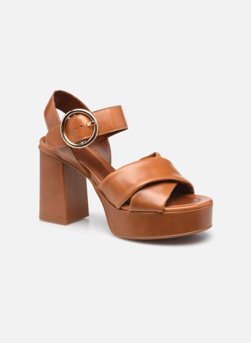 Lyna High Sandals