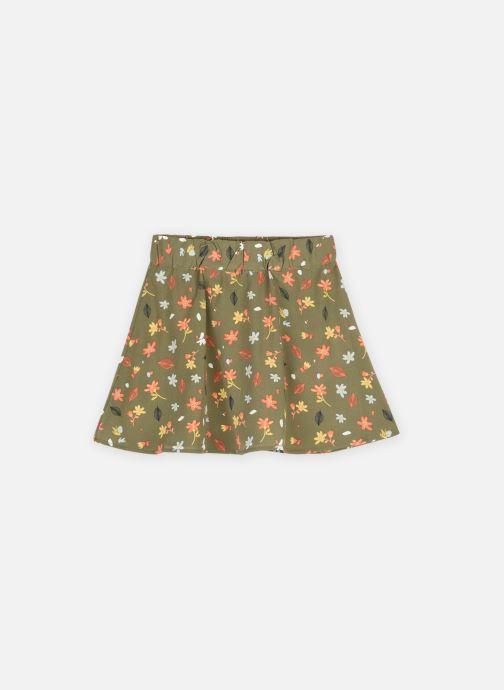 Vêtements Name it Nkfdilla Skirt Vert vue détail/paire