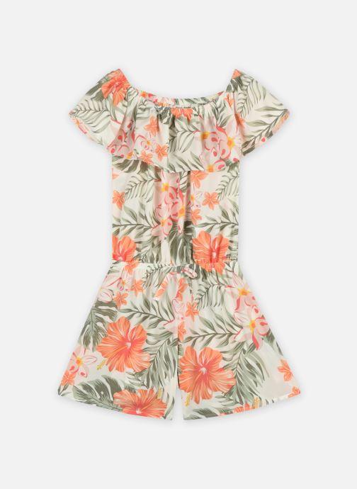Vêtements Name it Nkfvinaya Ss Playsuit Fff Multicolore vue détail/paire