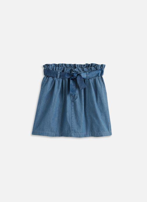 Vêtements Name it Nkfbecky Dnmbaya 2477 Hw A-Sha Bleu vue détail/paire