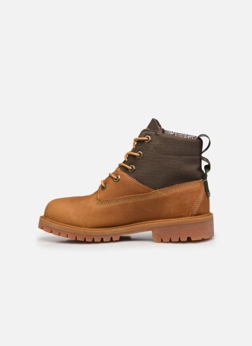 Bottines et boots Timberland 6 In Treadlight Boot Marron vue face