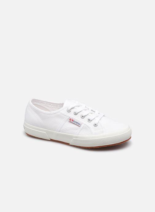 Sneaker Superga 2750 Cotu Classic Coton W weiß detaillierte ansicht/modell