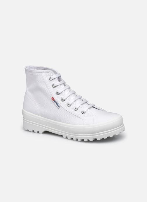 Sneaker Superga 2341 Alpina Cotu Coton W weiß detaillierte ansicht/modell